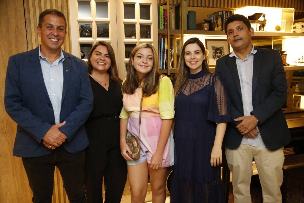 Ricardo, Cristina E Isabelle Barillo, Juliana E Bruno Queiroz