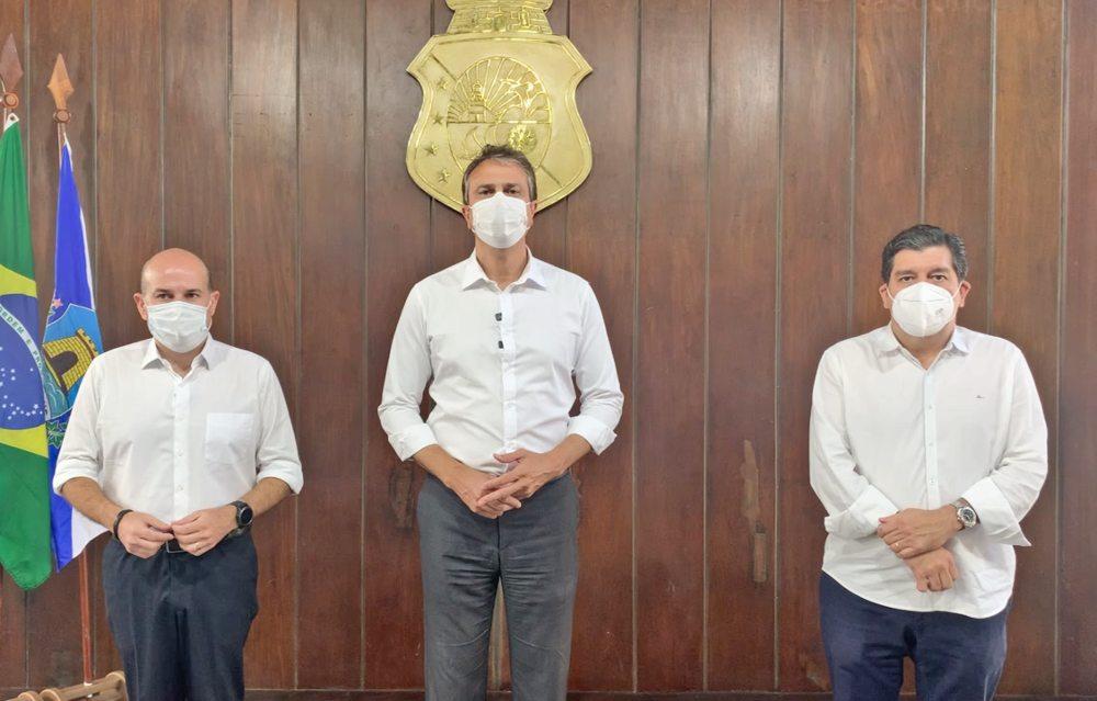 Camilo anuncia a aquisição do Hospital Leonardo da Vinci pelo Governo do Ceará