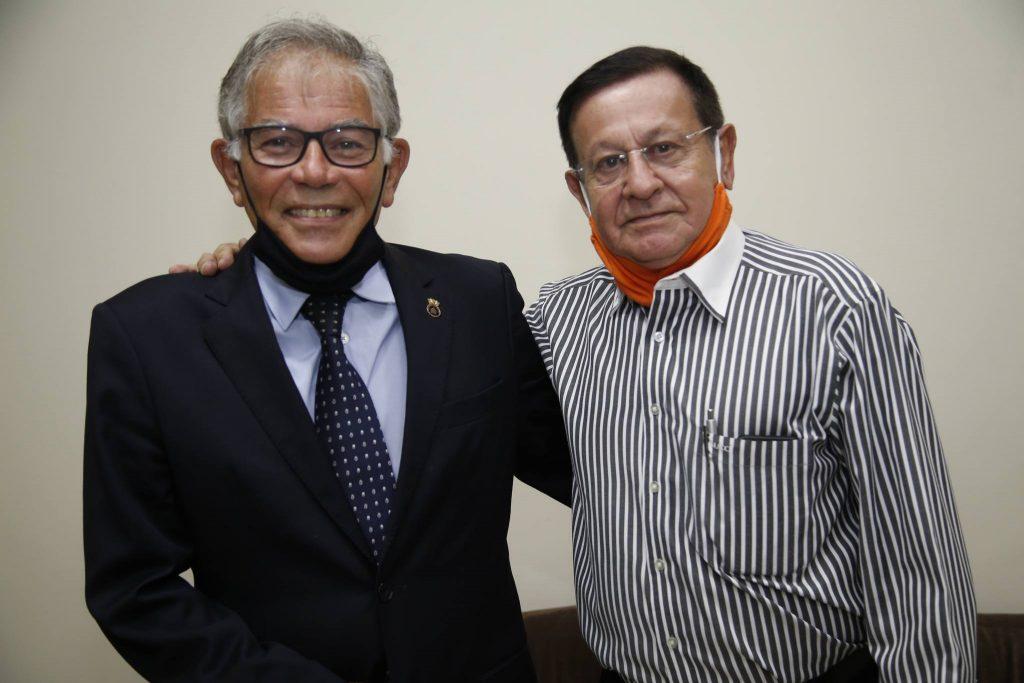 Roberto Lima E Alvaro Andrade