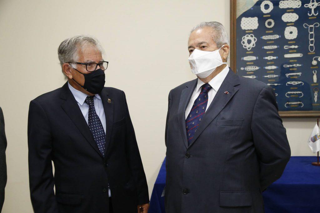 Roberto Lima E Meton Vasconcelos