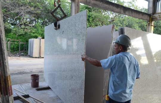 Ceará mantém nível de exportações de rochas ornamentais durante a pandemia