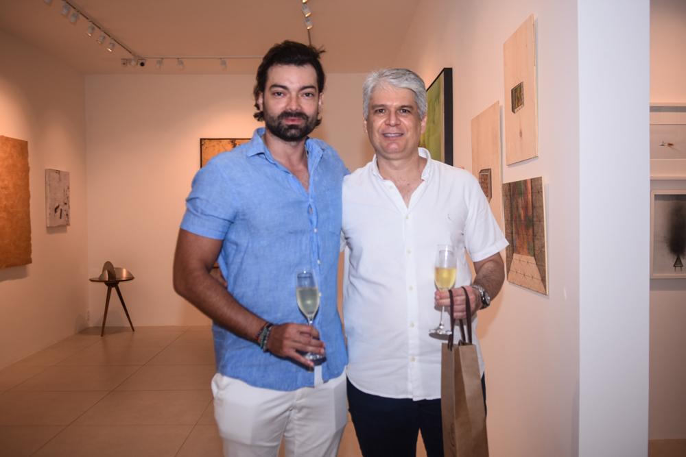 Rodrigo Laureano E Leonardo Leal