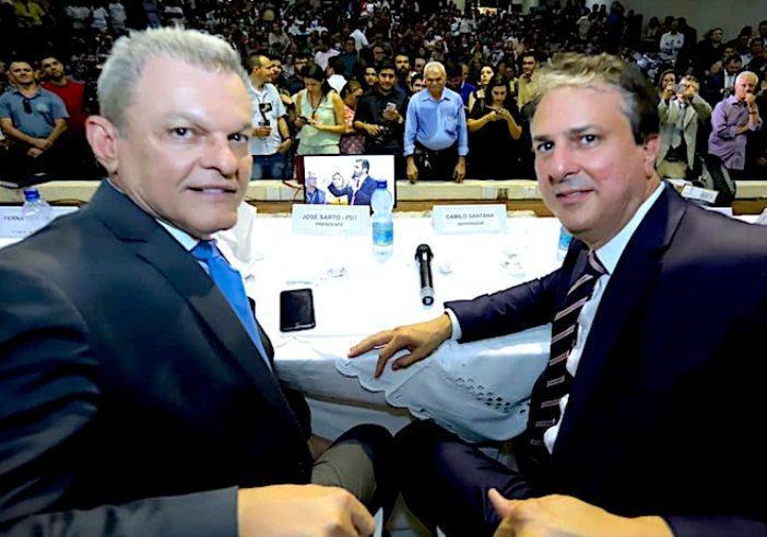 Camilo elogia atuação de José Sarto na Assembleia Legislativa durante ações de combate à pandemia de Covid-19