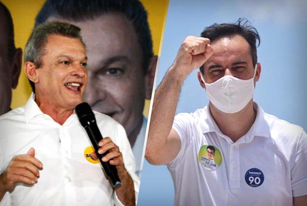 José Sarto 62% e Capitão Wagner 38% revela pesquisa do RealTime Big Data