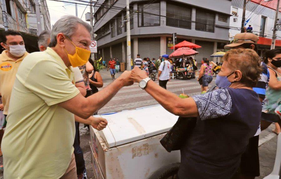 Sarto reforça parceria com Camilo para a recuperação econômica de Fortaleza