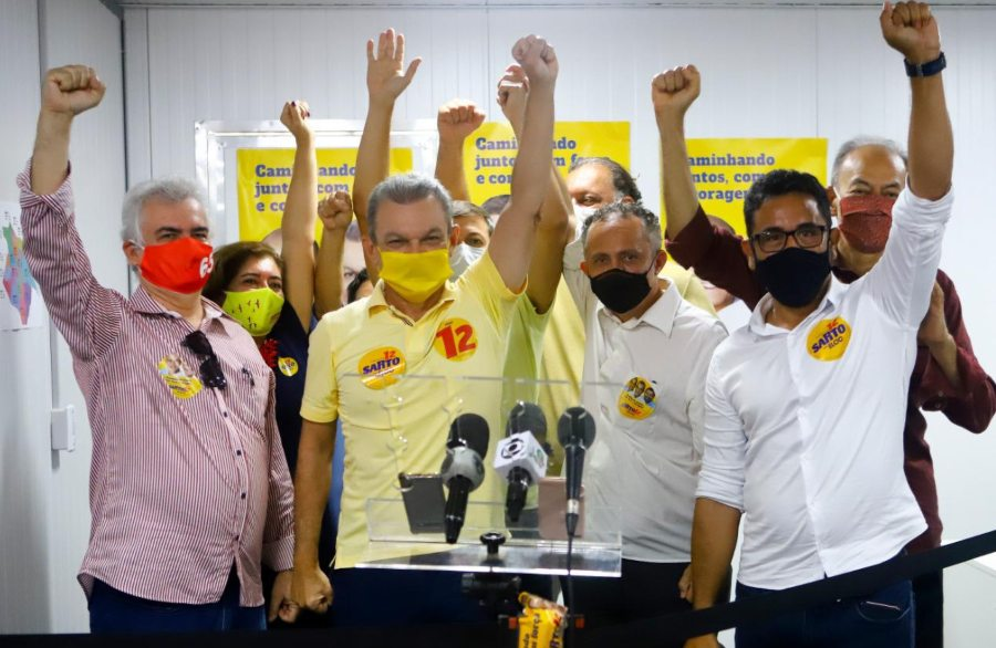PCdoB oficializa apoio à candidatura de José Sarto para a Prefeitura de Fortaleza