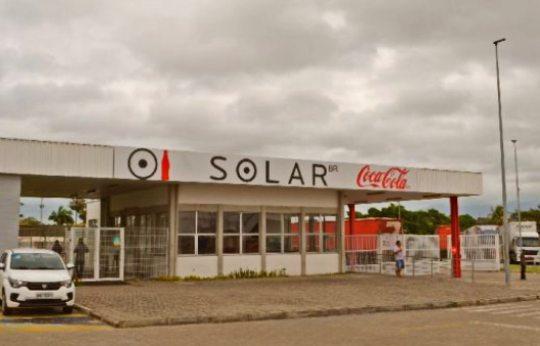Solar Coca-Cola está entre as 12 maiores empresas de toda a Região Nordeste