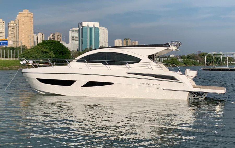 São Paulo Boat Show inicia amanhã e contará com modelo de R$ 4 milhões