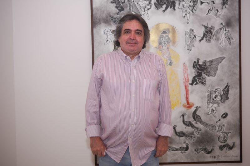 Congrat´s - Festa surpresa marca o aniversário de Leonardo Leal e a inauguração oficial da Ópera Arte Contemporânea