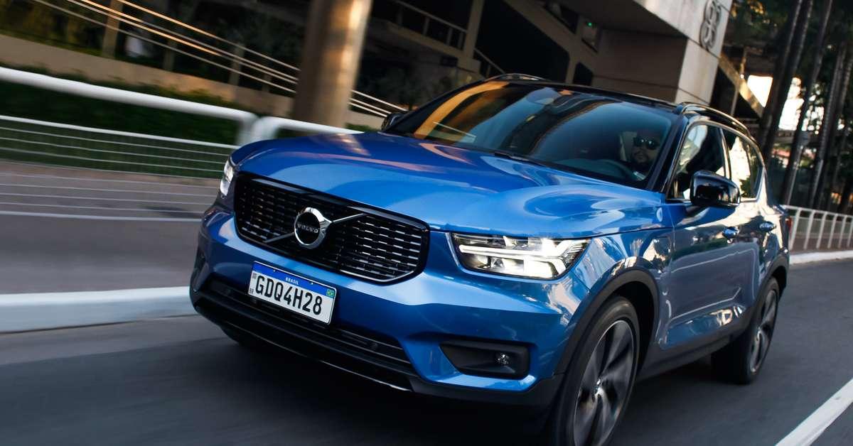 Volvo Car conquista 60% de participação no segmento híbrido plug-in