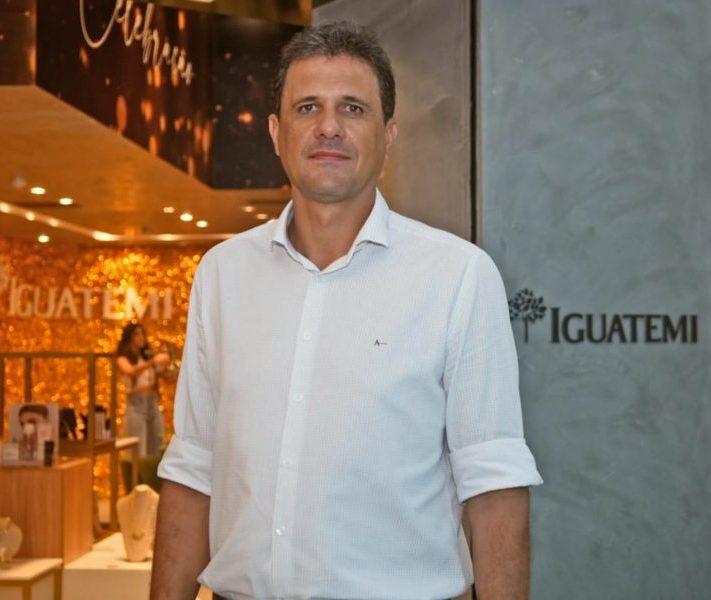 Wellington Oliveira espera expansão de 10% nas vendas do Iguatemi neste mês