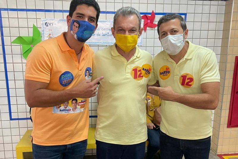 Pedro França manifesta apoio integral à candidatura de José Sarto à Prefeitura de Fortaleza