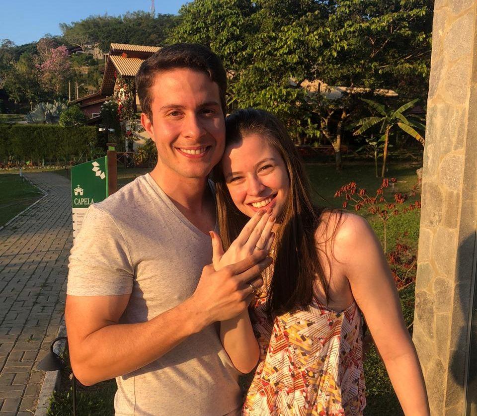 Fradique Ventura e Mirian Mota estão noivos!
