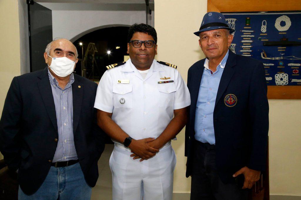 Wilton Daer, Jose Roberto E Licinio Correa