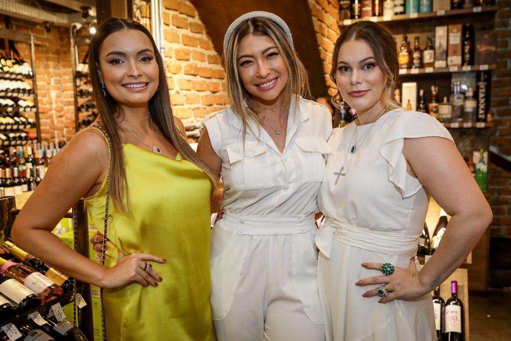 Zaira Rocha, Edite Gomes E Ana Max