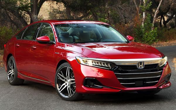 Novo Honda Accord 2021 obtém nota máxima em segurança