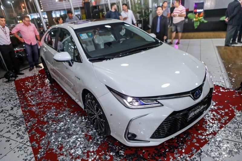 Segue o líder: Toyota Corolla mantém liderança no segmento em 2020