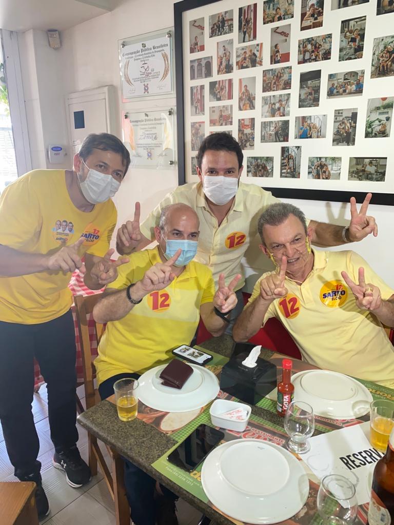 Leo Couto(PSB) poderá ser o líder de Sarto na CMFor
