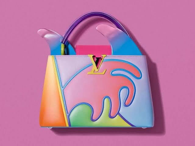 Nova coleção ArtyCapucines da Louis Vuitton é de arrancar suspiros. Vem ver!