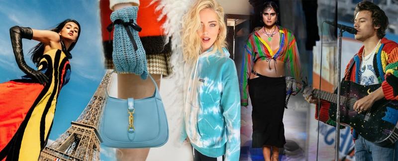 Uma retrospectiva fashion sobre o que esteve 'IN'