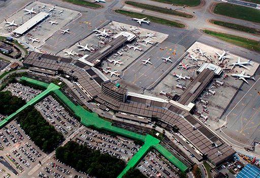 Brasil passa a exigir teste negativo de Covid-19 a passageiros vindos do exterior
