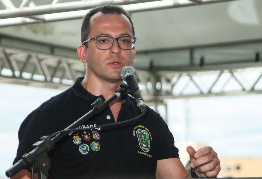 Delegado André Costa integra equipe de transição do prefeito eleito de Maceió
