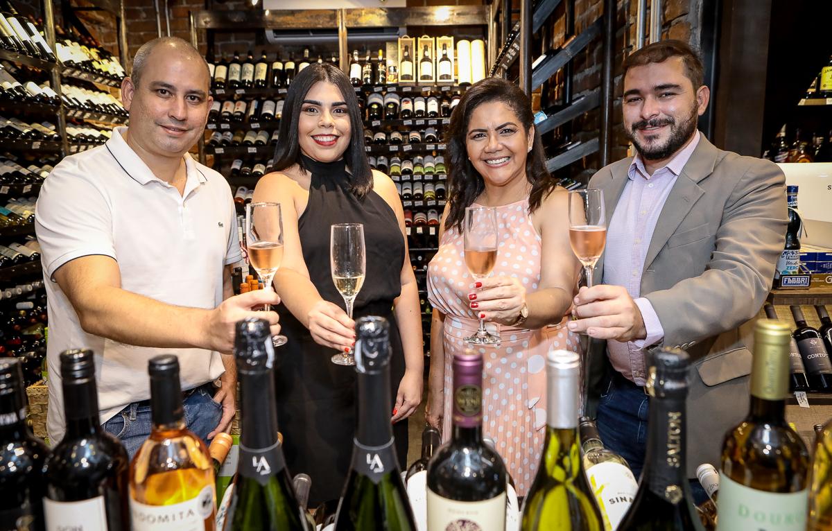 Brava Wine reúne um time dos bons para apresentar sua estrutura de pequenos eventos