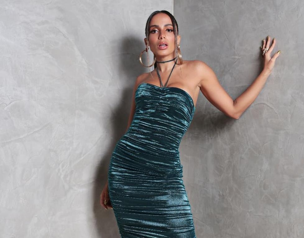 Anitta já está em Nova York para o Show da Virada