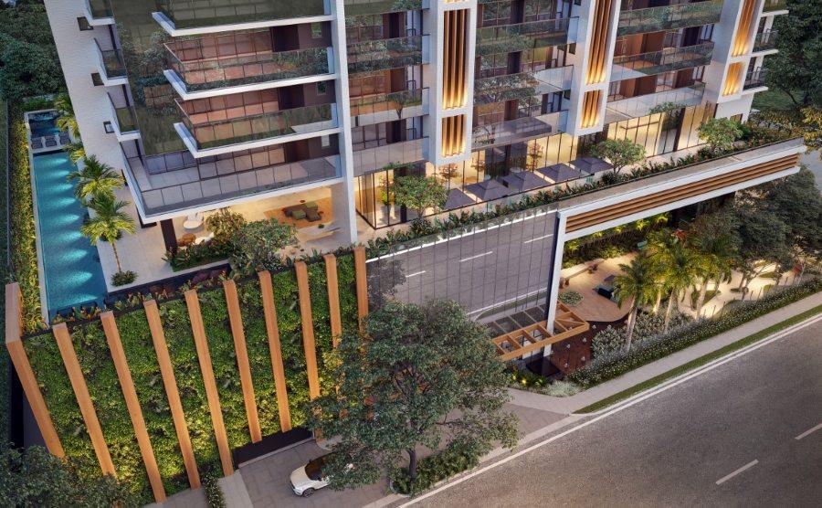 BSPAR Incorporações lança conceito de moradia de alto padrão com o BS Flower