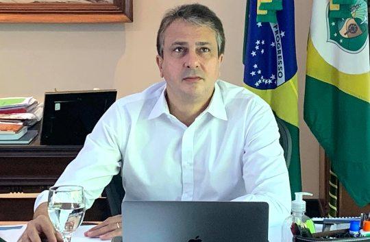 Camilo debate a distribuição da vacina contra a Covid com governadores do NE