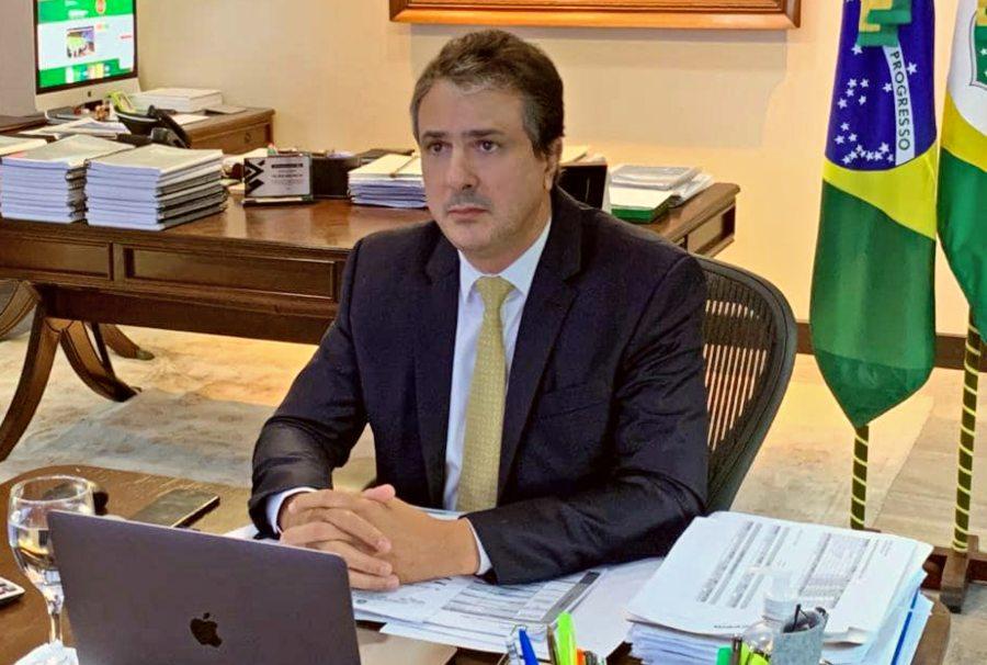 Camilo Santana quer reduzir para cerca de 4,3% a atualização da Ufirce em 2021