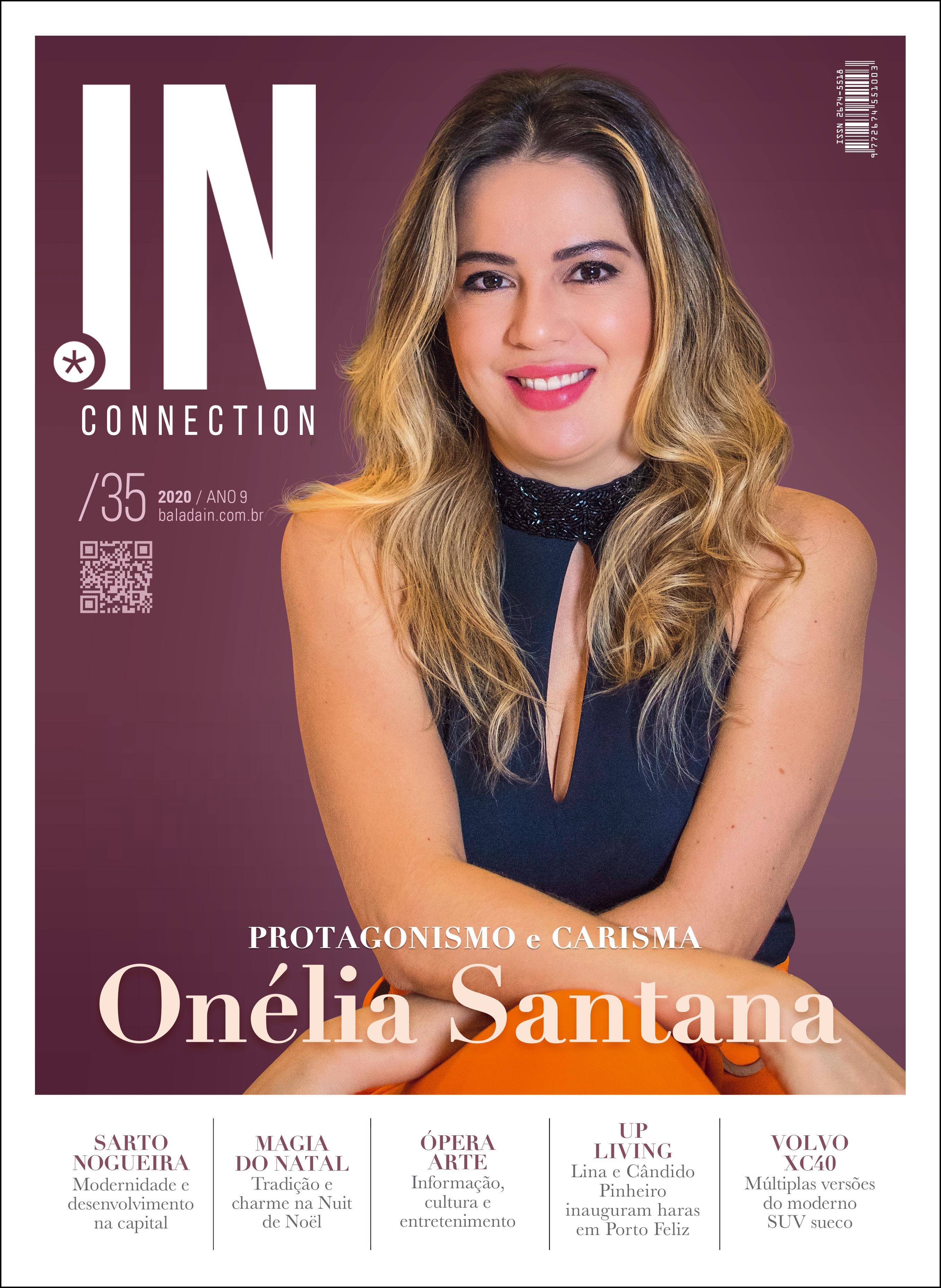 Edição 35: Onélia Santana