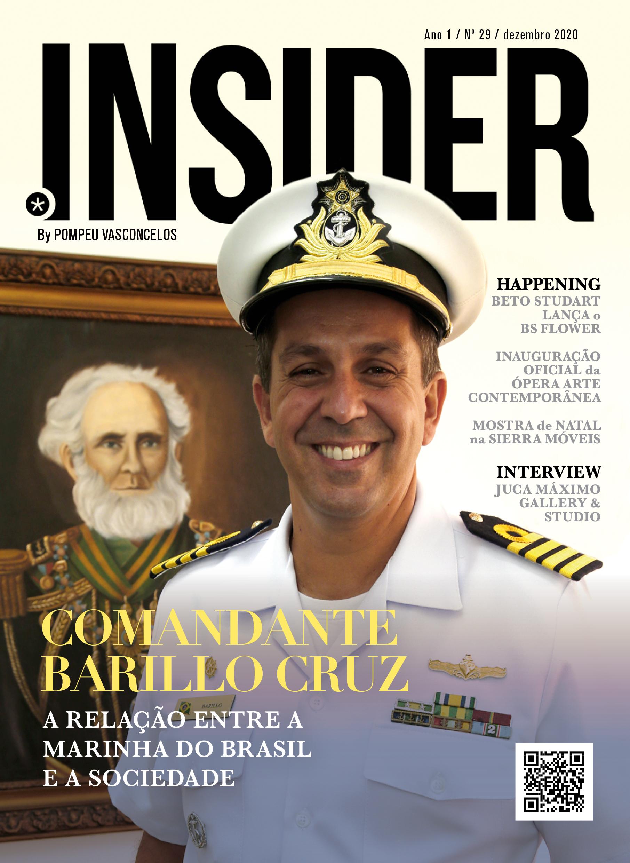 Nº 29 • ano 2020: Comandante Barillo Cruz