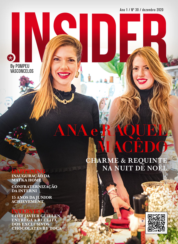 Nº 30 • ano 2020: Ana e Raquel Macêdo