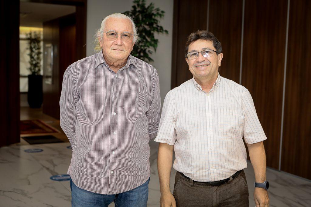 Chico Barreto E Alcir Porto