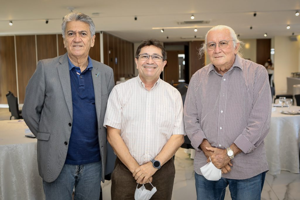Clovis Bezerra, Alcir Porto E Chico Barreto