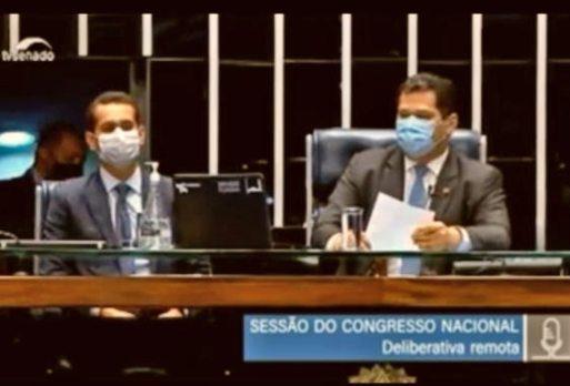 Congresso aprova PLN e libera R$ 3,3 bi graças a substitutivo de Domingos Neto