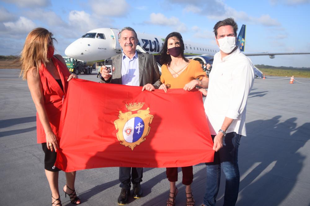 Denise Menezes, Bismarck Maia, Glaucia Maia E Eduardo Bismarck (3)