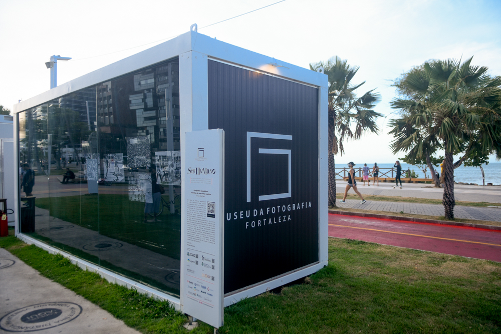 Museu da Fotografia segue com exposição na Beira Mar até a próxima semana