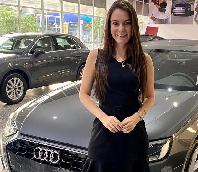 Novo A4 já à venda na concessionária Audi Fortaleza