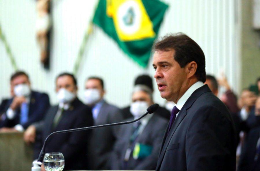 Evandro Leitão é eleito por unanimidade para presidir a Assembleia Legislativa do Ceará
