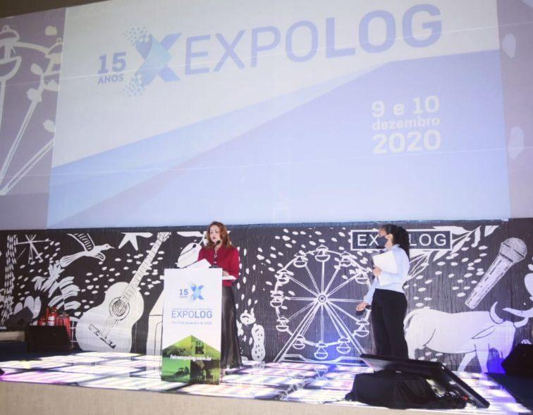 Conteúdo da Expolog 2020 ficará 60 dias disponível na plataforma e expectativa é gerar mais de R$ 500 mi em negócios