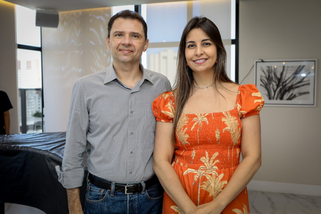Fabio Gondim E Denise Rios