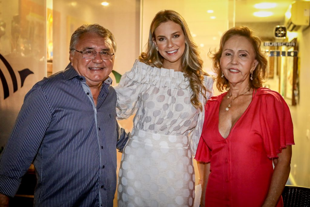 Idemar Cito, Fernanda Levi E Glaucia Cito