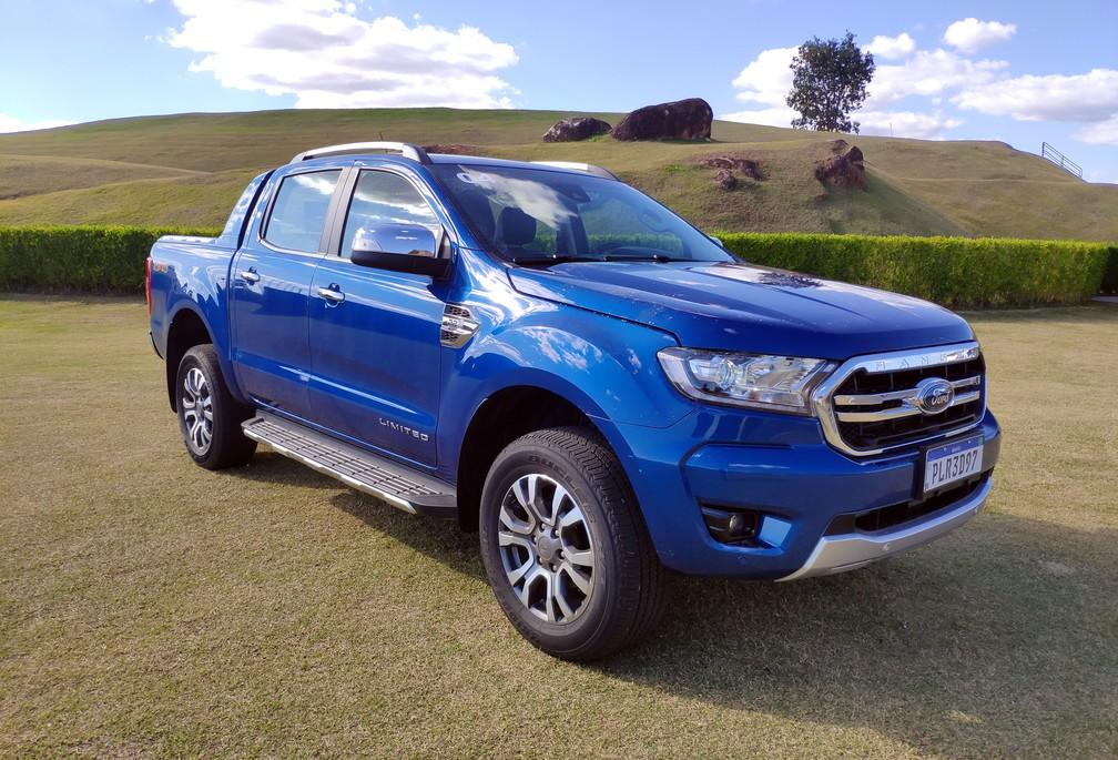 Ford Ranger chega com novidades na Argentina e transformações devem aportar ao Brasil