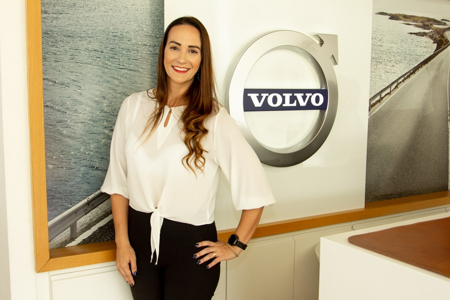 Volvo GNC Suécia cresce e já figura entre as que vendem mais no Ceará