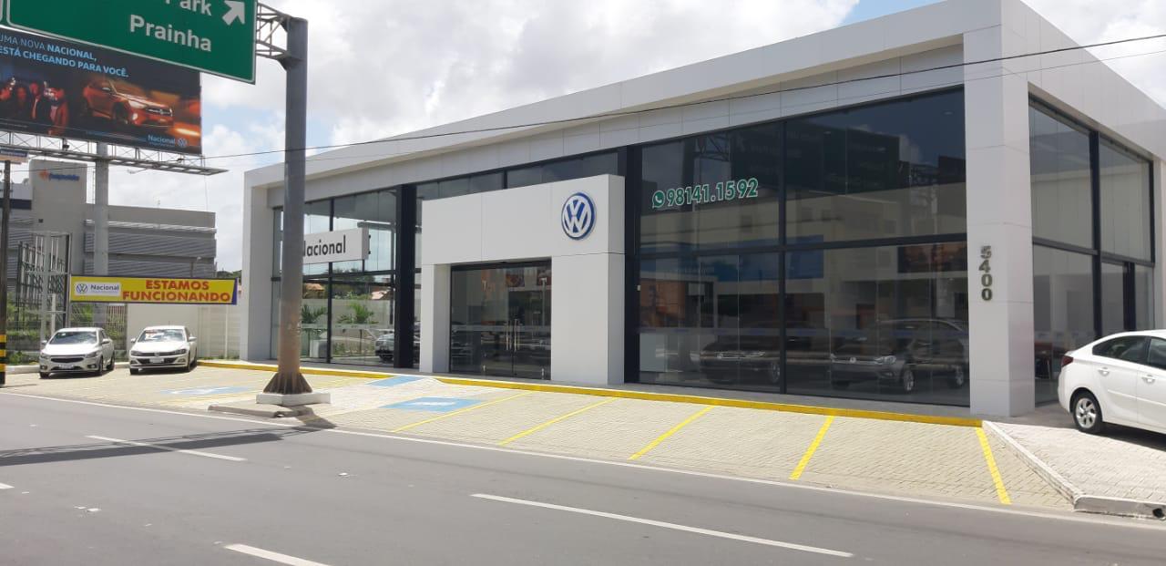 Em franca expansão, Nacional Volkswagen abre mais uma em importante corredor na cidade