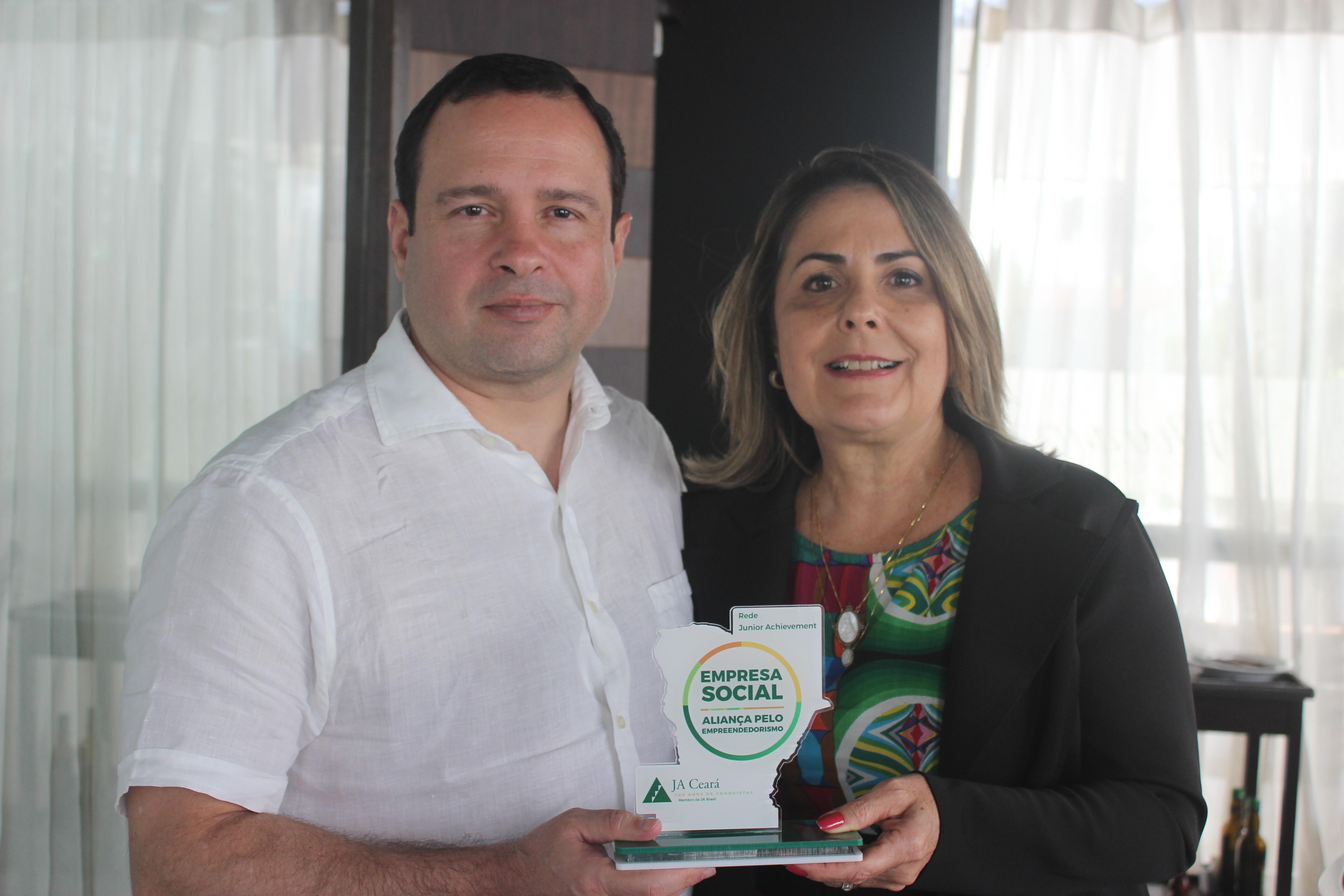Junior Achievement celebra seus 15 anos no Ceará