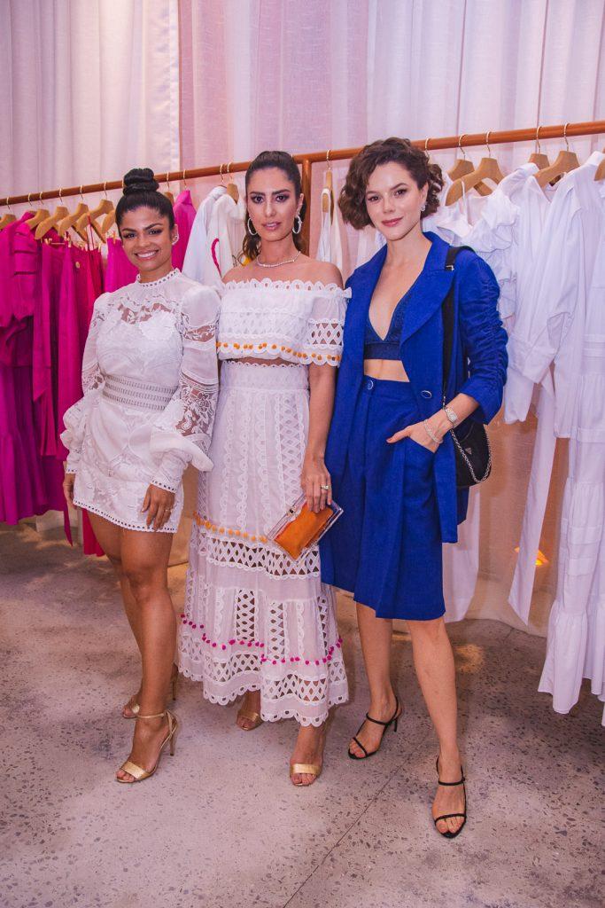 Isabele Temoteo, Nicole Pinheiro E Paulinha Sampaio (2)