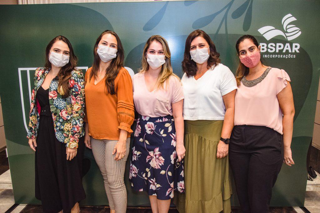Kamila Pinheiro, Patricia Quinto, Raquel Antonini, Karine Gomes E Geysia Vieira